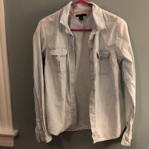Chambray Tommy Hilfiger Button Down
